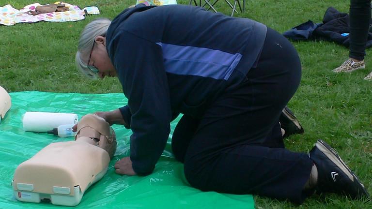 4 Practical First Response Training