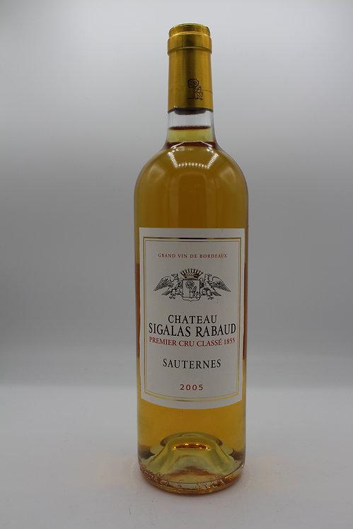 Château Sigalas Rabaud - 2005