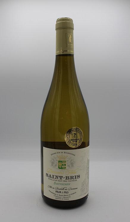 Saint bris – Sauvignon Blanc - 2018