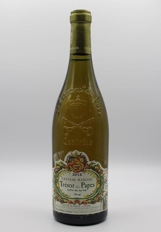 Trésor des Papes – Châteauneuf du Pape - Blanc