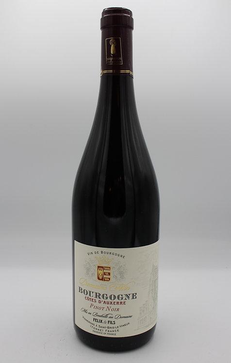 Pinot noir – Côtes d'Auxerre 2018