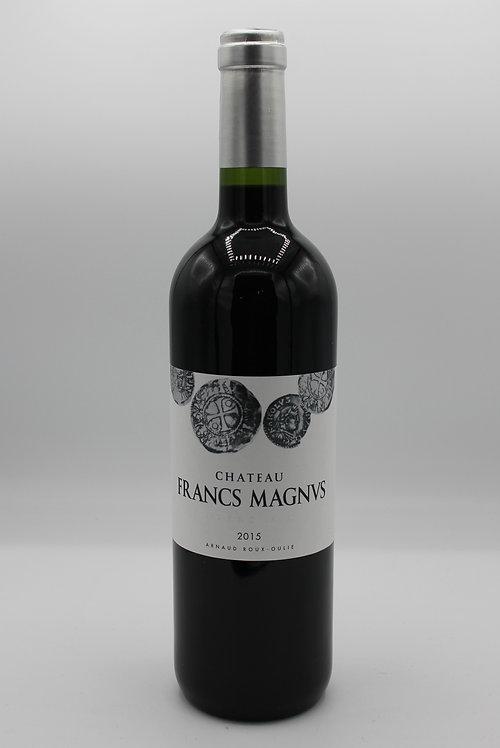 Château Francs Magnus - 2015