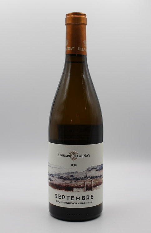 """Septembre"" Bourgogne Chardonnay - 2018"