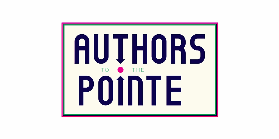 Authors to the Pointe: Author Luncheon with Stephen Mack Jones and Min Jin Lee