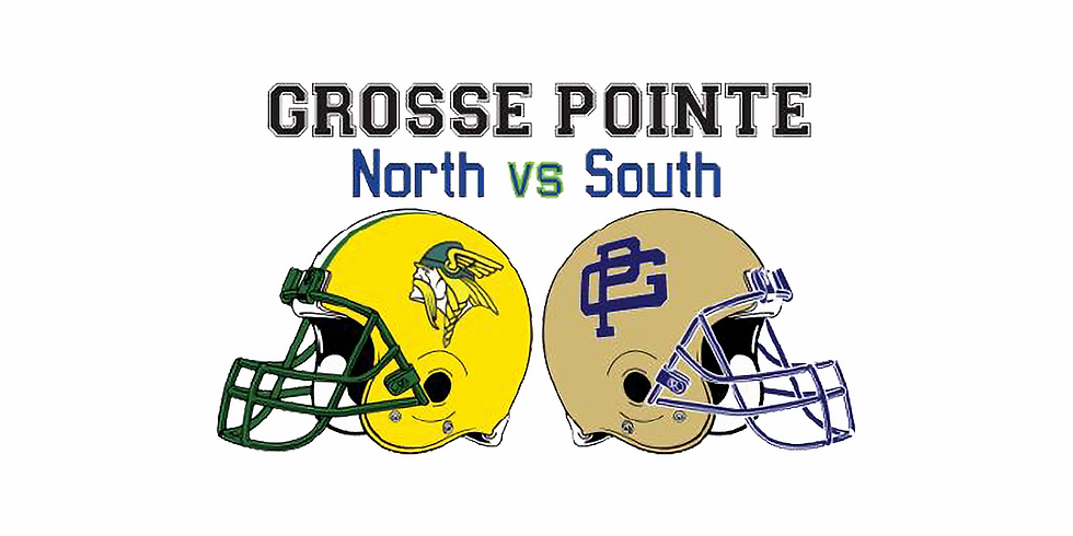 North vs. South Football Game