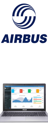 Référence Client Airbs, développement informatique application mobile