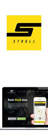 Référence Client Stroll, développement informatique application mobile