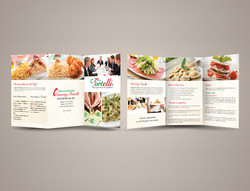 Brochure // Restaurante Tortelli