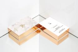 Tarjeta de presentación // Cléa