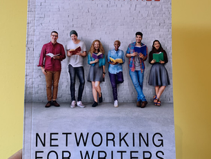 Blog Tour: Networking for Authors by Lizzie Chantree