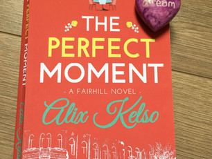 Blog Tour: The Perfect Moment by Alix Kelso