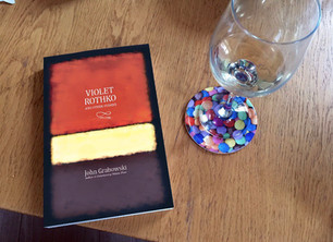 Review: Violet Rothko and other stories by John Grabowski