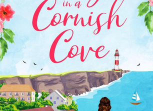 Blog Tour: The Cottage in a Cornish Cove by Cass Grafton