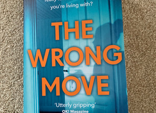 Blog Tour: The Wrong Move by Jennifer Savin