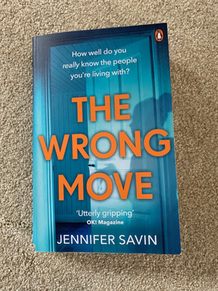 Blog Tour: The Wrong Move by Jennifer Savin