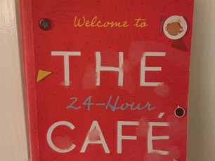 Blog Tour: The 24-Hour Café by Libby Page