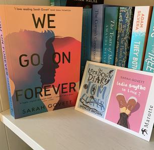 Blog Tour: We Go on Forever by Sarah Govett