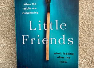 Blog Tour: Little Friends by Jane Shemilt