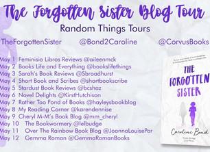 Blog Tour: The Forgotten Sister by Caroline Bond