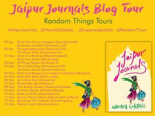 Blog Tour: Jaipur Journals by Namita Gokhale