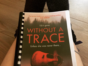 Blog Tour: Without a Trace by Carissa Ann Lynch