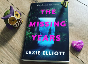 Blog Tour: The Missing Years by Lexie Elliott