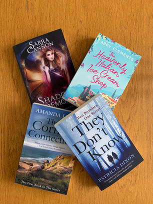 New Books and Writing Update