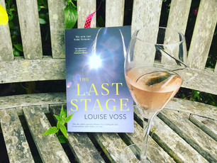 Blog Tour: The Last Stage by Louise Voss