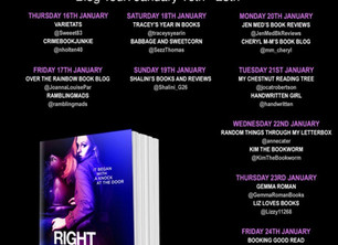 Blog Tour: Right Behind You by Rachel Abbott