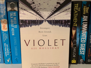 Blog Tour: Violet by SJI Holliday