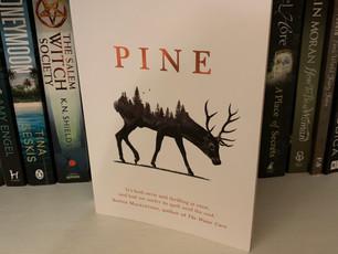 Blog Tour: Pine by Francine Toon