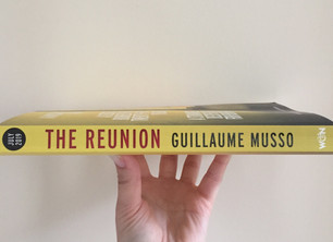 Blog Tour: The Reunion by Guillaume Musso
