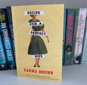 Review: Recipe for a Perfect Wife by Karma Brown