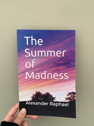 Blog Tour: The Summer of Madness by Alexander Raphael