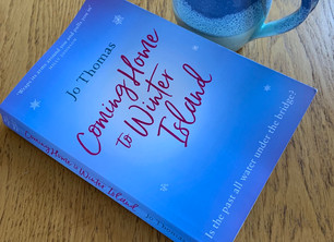 Blog Tour: Coming Home to Winter Island by Jo Thomas