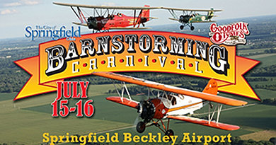 *Barnstorming Carnival @ Springfield Beckley Airport | Springfield | Ohio | United States