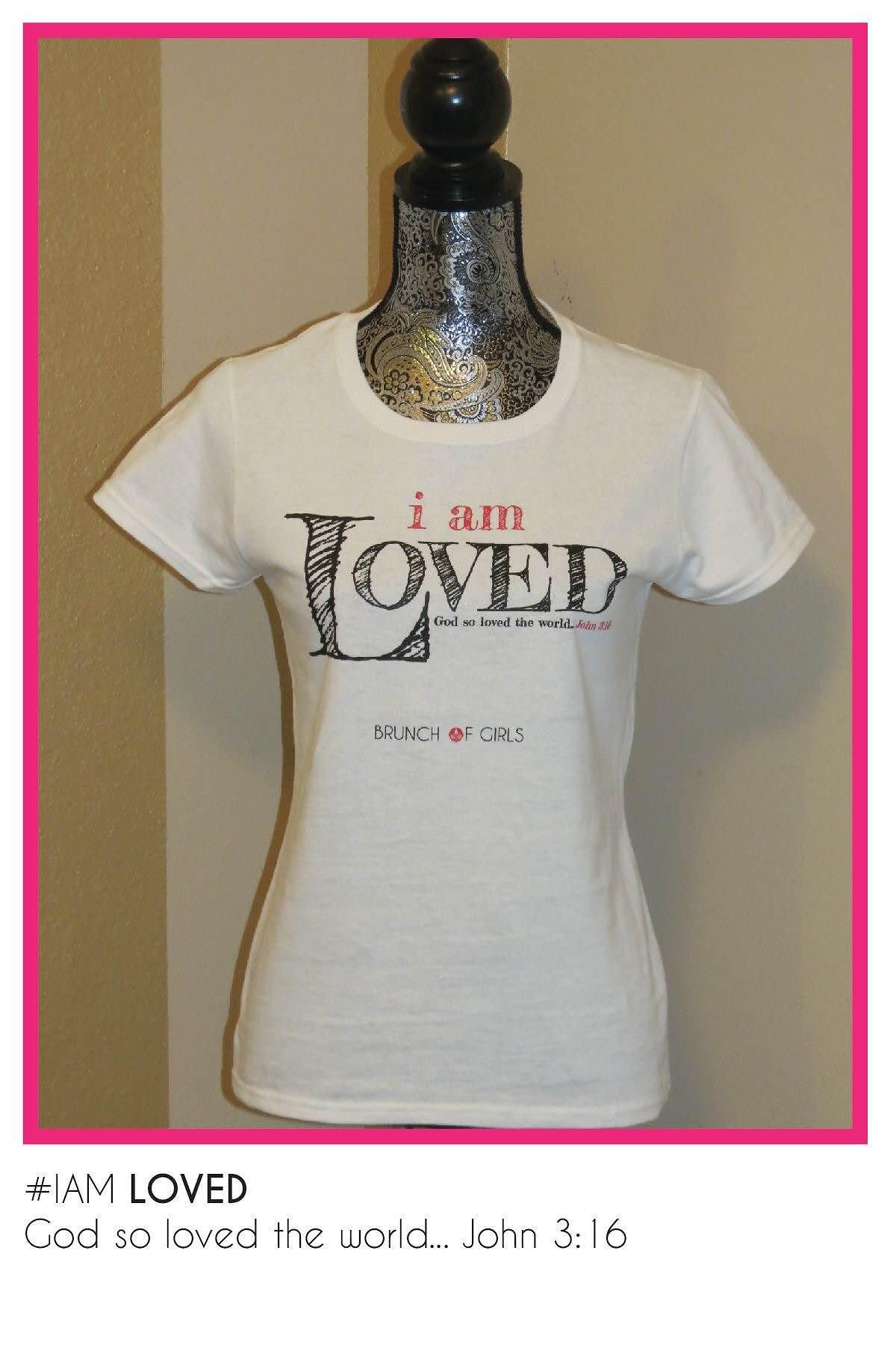 empowerment houston brunch of girls i am loved