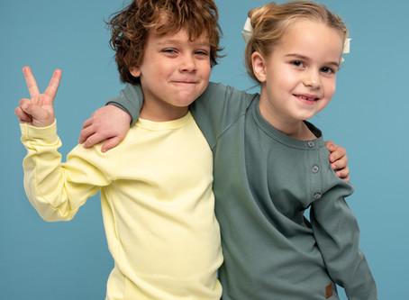 Gullkorn Design - vårnyheter barneklær
