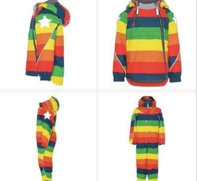Molo Rainbow barneklær original farger er tilbake!