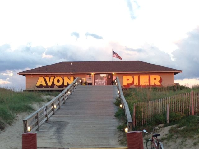 Avon Fishing Pier
