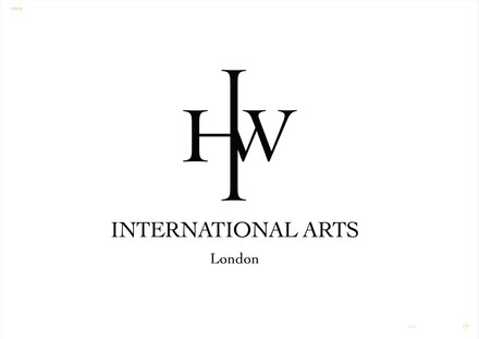 HW International Arts Branding