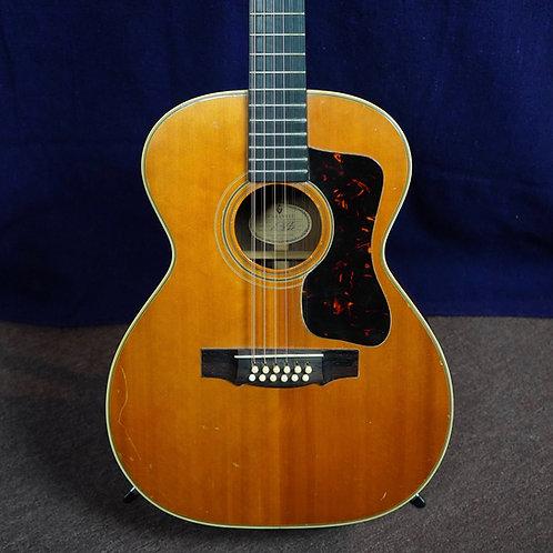 1967 Guild F312 12-String