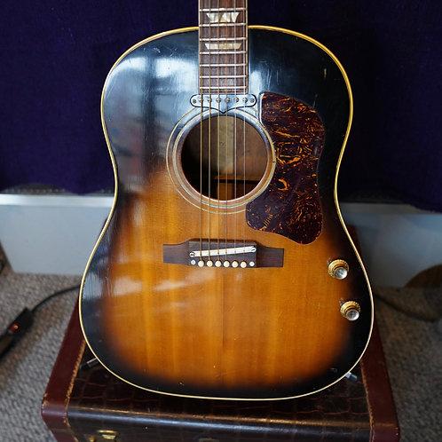 1965 Gibson J-160 E Acoustic