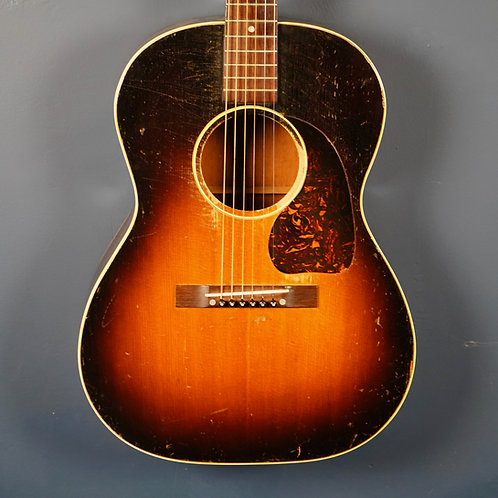 1949 Gibson Lg-2 Acoustic Guitar
