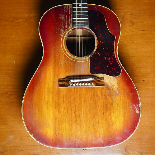 1962 Gibson J-45 Adj Bridge