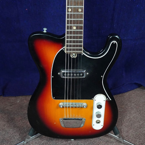 1960s Decca Telecaster Style electric Guitar