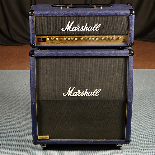 1992 30th Anniversary Marshall 6100 with 4x12 Cabinet