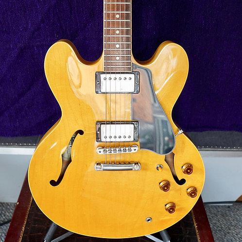 Gibson ES-335 Custom Shop 1992 Natural