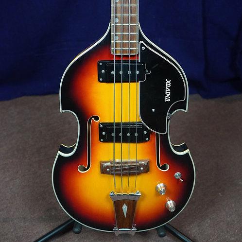 1970s Univox Violin Bass
