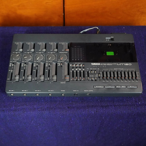 Yamaha MT 120 4-Track Recorder